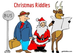 37 Christmas Riddles - Riddles About Christmas | Get Riddles